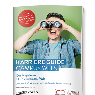 Karriere Guide – Campus Wels