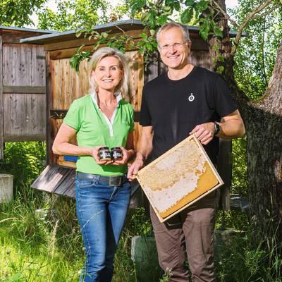 140 Fußballfelderfür die Honigbienen