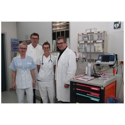 Umfangreiches Praktikum im Medizinischen Zentrum Gänserndorf