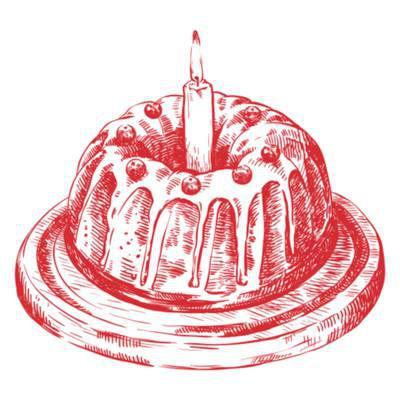 Geburtstagspostzum Jubiläum