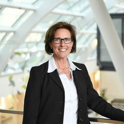 Annette Wachter ist neue Pflegedirektorin