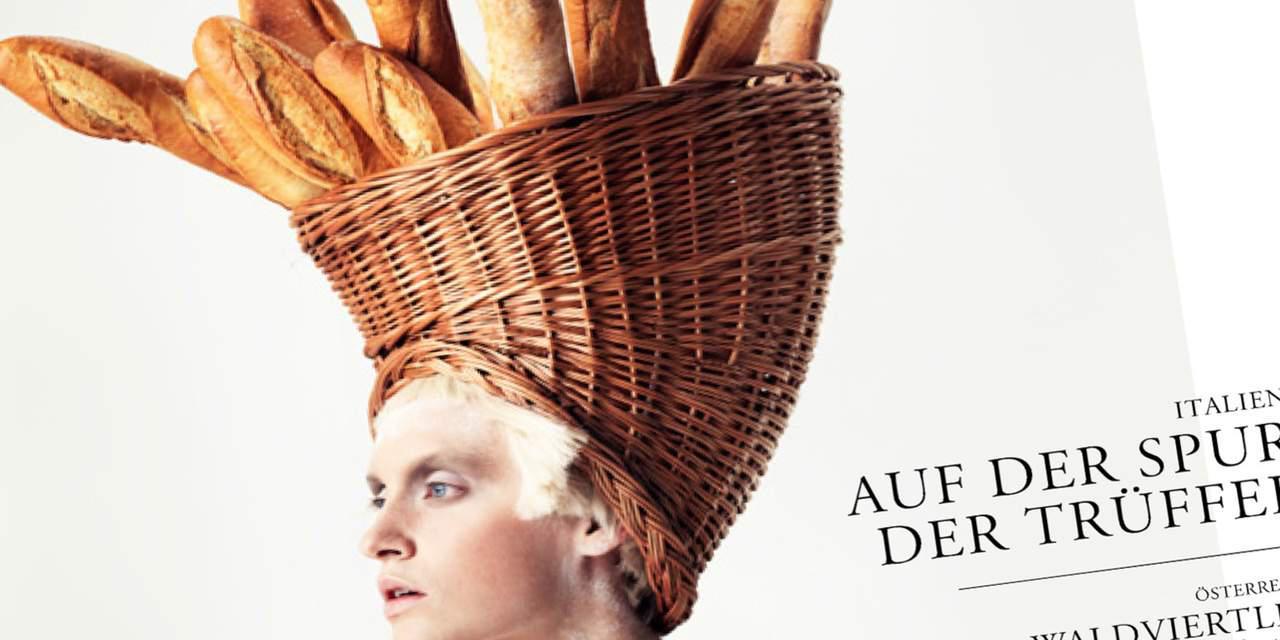 MaG, Meinl am Graben Gourmetmagazin