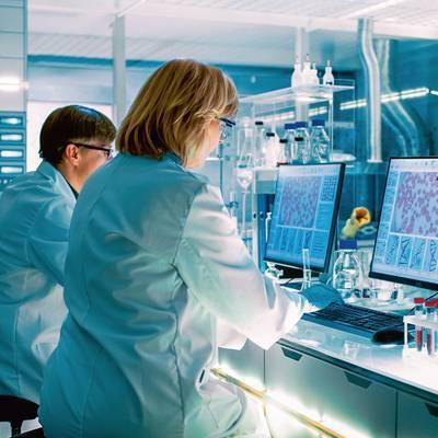 """Gesundheitstechnologie zieht rapide an"""