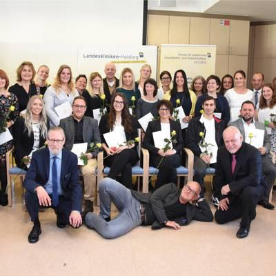 LK Horn: Praxisanleiter ausgebildet