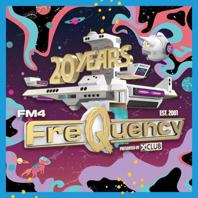 FREQUENCY GOES X-MAS