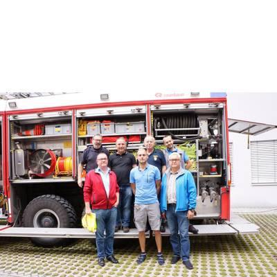 Brandschutztage