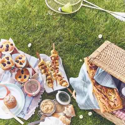 So gelingt das perfekte Frühlings-Picknick