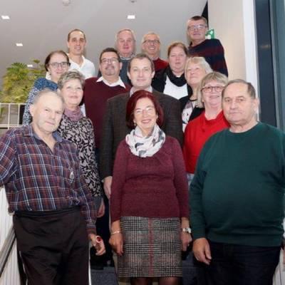 Treffen der Selbsthilfegruppen