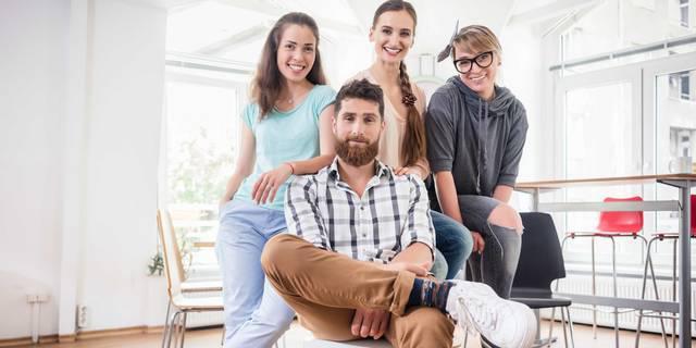 7 Arten von Kollegen, die einem im Arbeitsalltag begegnen