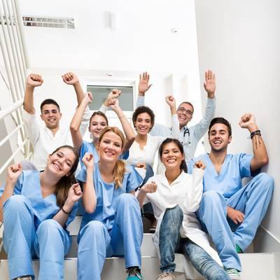 Die Spitalsumfrage: Was Kliniken als Arbeitgeberattraktiv macht
