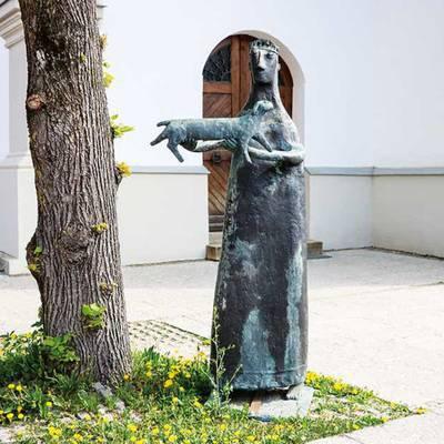 Priener KunstZeit 2021: die Open-Air-Galerie