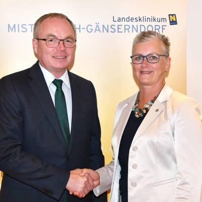 Jutta Stöger neue Kaufmännische Direktorin