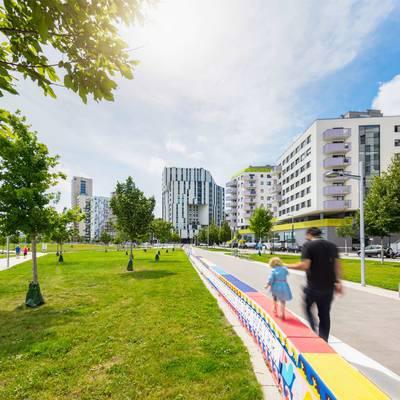 Smartes Bauen findet Stadt