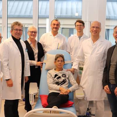 Onkologische Tagesklinik erneuert
