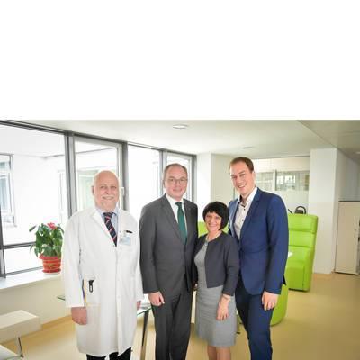 LH-Stv. Dr. Pernkopf zu Antrittsbesuch im LK Waidhofen/Ybbs