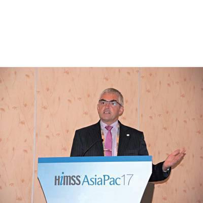 Vortrag in Singapur