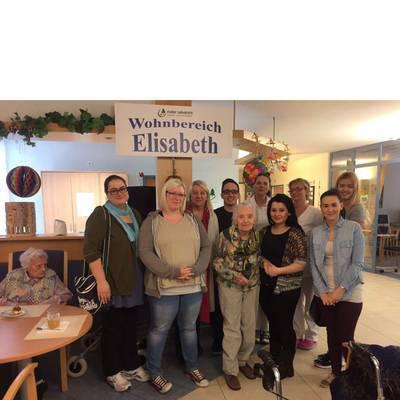 Validation im Pflegeheim Mater Salvatoris Pitten