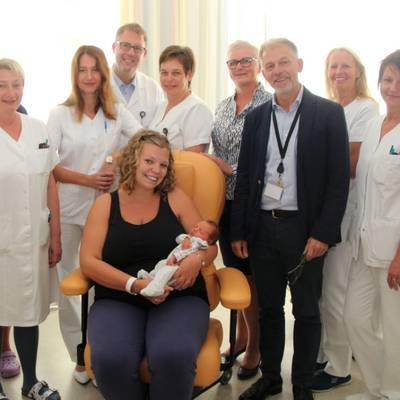 600. Baby im LK Mistelbach-Gänserndorf