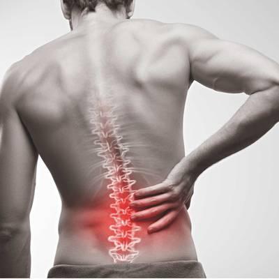 Kreuzschmerzen: ACP-Therapie für die Wirbelsäule