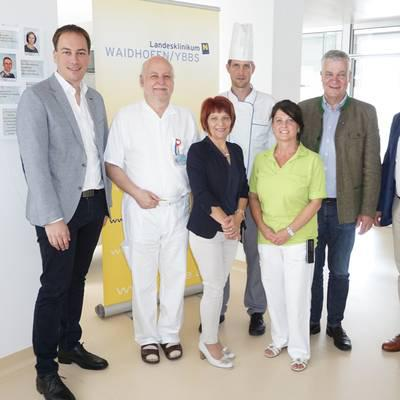 Landtagsabgeordneter gratuliert zum Ergebnis