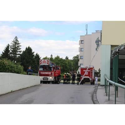 Brandschutz- und Evakuierungsübung