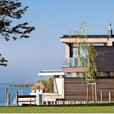 Übersicht Immobilien am See, Fluss und Meer