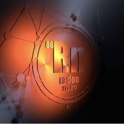 Biokinetisches Modell der Radonaufnahme