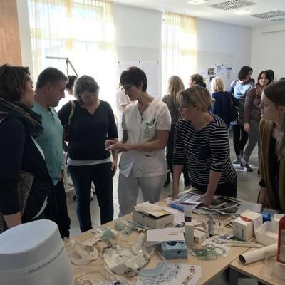 Workshop rund um Pflege