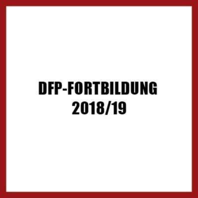 DFP-FORTBILDUNG 2018/19