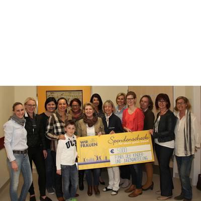 Großzügige Spende ermöglicht kostspielige Therapien für kranke Kinder