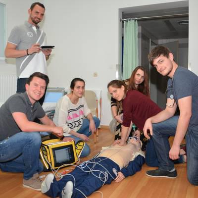 Notfallausbildung für Turnusärzte