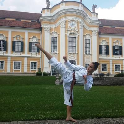 Karate als Lebenselixier