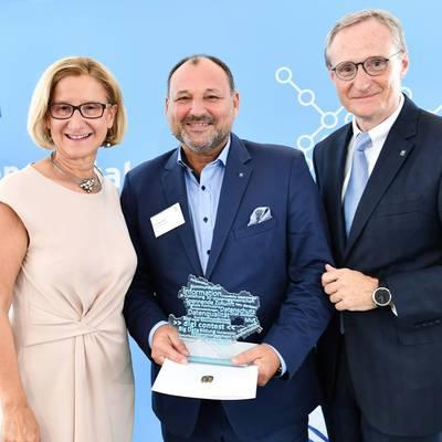 """LK Mauer bei """"digi contest""""ausgezeichnet"""