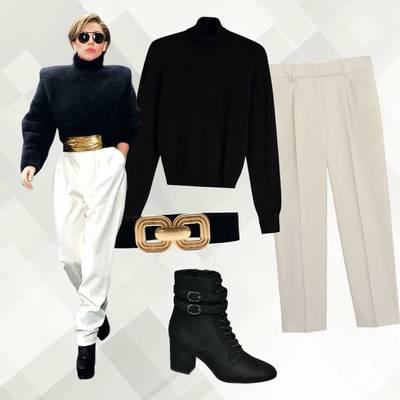 Dress like Lady Gaga