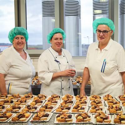 Kekse für Patienten