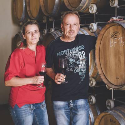Die Weinmacher von Rohrbach