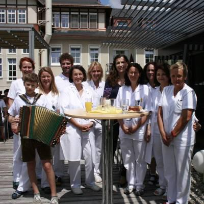 10-jährige Jubiläumsfeier vom Mobilen Palliativteam