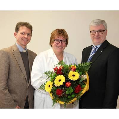 Martina Metz neue Leiterin der Radioonkologie und Strahlentherapie