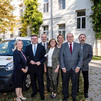 E-Auto für LK Korneuburg