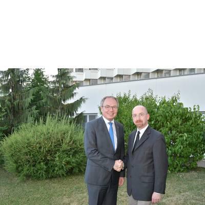 Ärztlicher Direktor des Universitätsklinikums St. Pölten wird erneut zum ARGE-Vorsitzenden gewählt