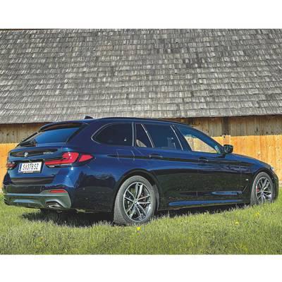 Auto-Test: BMW 530e