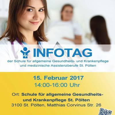 Ausbildungen mit Zukunft an der Gesundheits- und Krankenpflegeschule St. Pölten