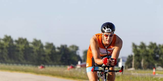 The Magna Ironman behind global 6K for water