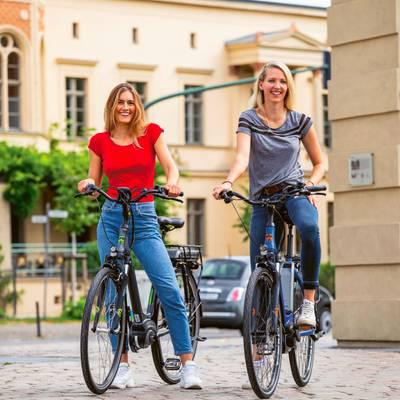Kleine E-Bike-Typenkunde