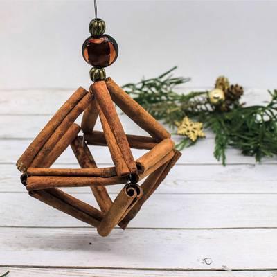 DIY: Weihnachtsdeko selber machen