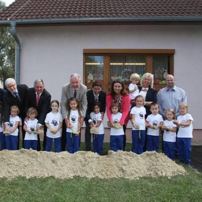 Betriebskindergarten des Landesklinikums wird erweitert