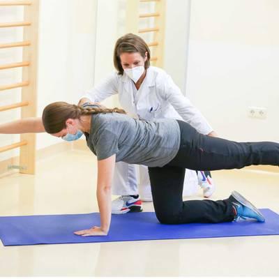 Aktiv für den Rücken