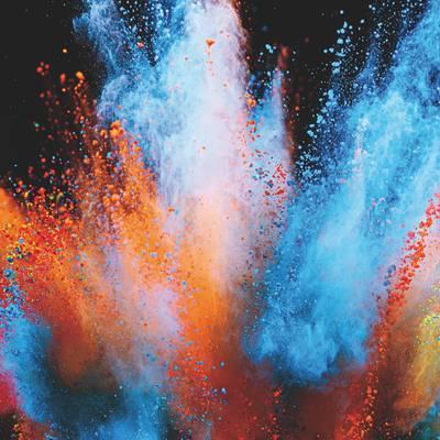 Die Kraft der Farben