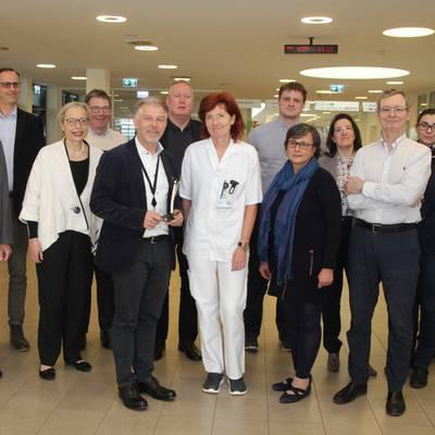 Vorstandssitzung im LK Mistelbach-Gänserndorf