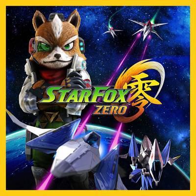 GEWINNE EIN STAR FOX ZERO-SPIEL!